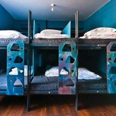 Clink78 Hostel Кровать в общем номере с двухъярусной кроватью фото 2