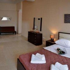 Отель Golden Beach Греция, Ситония - отзывы, цены и фото номеров - забронировать отель Golden Beach онлайн комната для гостей фото 5