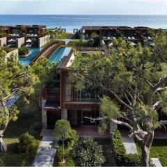 Отель Maxx Royal Kemer Resort - All Inclusive 5* Люкс-дуплекс с тремя спальнями Maxx laguna с различными типами кроватей