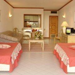 Отель Luna Clube Oceano 3* Апартаменты с 2 отдельными кроватями