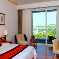 Отель Mingshen Jinjiang Golf Resort комната для гостей