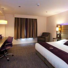 Отель Premier Inn Glasgow Braehead Великобритания, Глазго - отзывы, цены и фото номеров - забронировать отель Premier Inn Glasgow Braehead онлайн удобства в номере