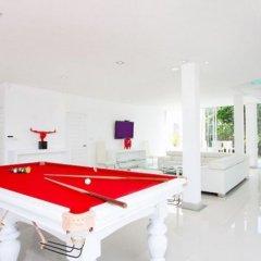 Отель Luxury 5 star beach villa 8 beds детские мероприятия