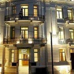 Отель Art Hotel Athens Греция, Афины - 1 отзыв об отеле, цены и фото номеров - забронировать отель Art Hotel Athens онлайн вид на фасад фото 2