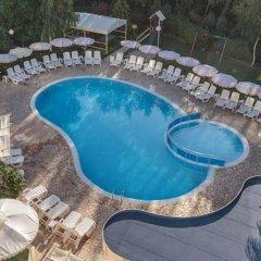 Отель Apart Complex Aquamarine Half Board Болгария, Камчия - отзывы, цены и фото номеров - забронировать отель Apart Complex Aquamarine Half Board онлайн бассейн фото 3