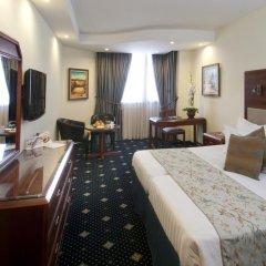 Отель Ramada Jerusalem Иерусалим комната для гостей фото 8