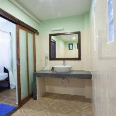 Отель Koh Tao Beach Club ванная
