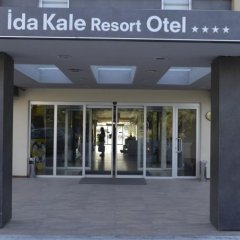 Ida Kale Resort Hotel Турция, Гузеляли - отзывы, цены и фото номеров - забронировать отель Ida Kale Resort Hotel онлайн вид на фасад фото 2