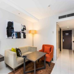 Отель Maitria Sukhumvit 18 Bangkok – A Chatrium Collection 4* Стандартный номер фото 5