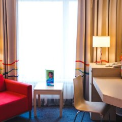 Гостиница Park Inn by Radisson Poliarnie Zori, Murmansk 3* Улучшенный номер разные типы кроватей