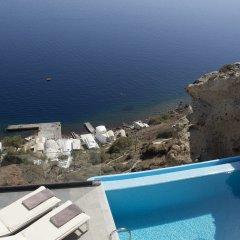 Отель Santorini Secret Suites & Spa 5* Люкс Infinity с различными типами кроватей фото 8