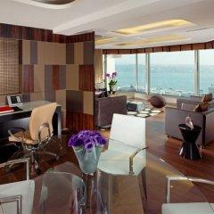Отель Swissotel The Bosphorus Istanbul 5* Люкс 2 отдельные кровати