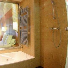 Отель Regente Aragón 4* Улучшенный номер с различными типами кроватей фото 8