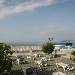 Гостиница Пансионат Эдем пляж