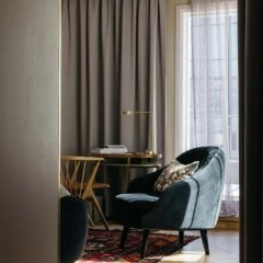 Hotel St. George Helsinki 5* Люкс Poetry фото 4