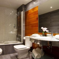 Отель Sansi Diputacio 4* Люкс с различными типами кроватей