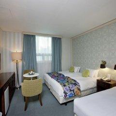 Отель Central Tourist Hotel Южная Корея, Сеул - отзывы, цены и фото номеров - забронировать отель Central Tourist Hotel онлайн комната для гостей фото 4