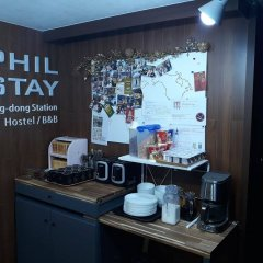 Отель Philstay Myeongdong Station в номере