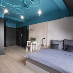 Отель Bike Up Aparthotel 3* Студия с различными типами кроватей фото 2