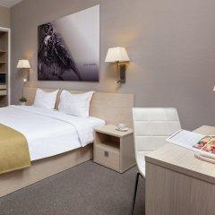 Гостиница City Sova 4* Номер Комфорт разные типы кроватей фото 3