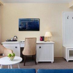 Парк Отель Звенигород 3* Полулюкс с различными типами кроватей фото 3