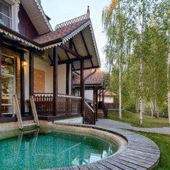 Отель В некотором царстве Рязань бассейн