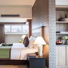 Отель Baiyoke Sky 4* Улучшенный люкс