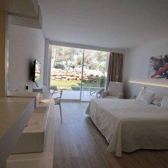 Els Pins Hotel 4* Стандартный номер с различными типами кроватей фото 3