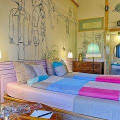 Lavender Circus Hostel Стандартный номер с различными типами кроватей фото 3