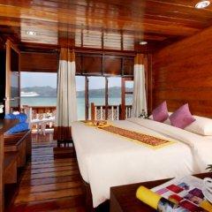 Отель Patong Bay Hut комната для гостей фото 2