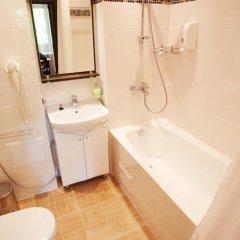 Мини-отель В центре Челябинск ванная фото 3