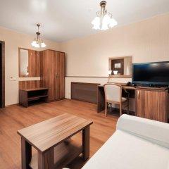 Гостиница ГЕЛИОПАРК Лесной 3* Улучшенный номер с двуспальной кроватью фото 7