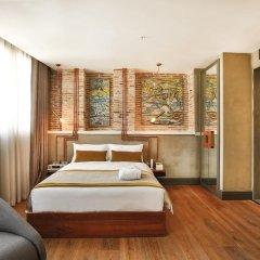 Отель Ikonik The Public 4* Улучшенный номер с различными типами кроватей фото 5