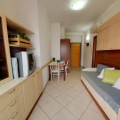 Отель Residence Blu Mediterraneo комната для гостей фото 5