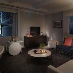Отель Paramount Times Square 4* Представительский номер с двуспальной кроватью