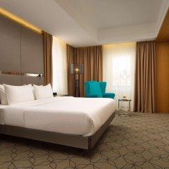 Гостиница DoubleTree by Hilton Kazan City Center 4* Люкс с различными типами кроватей фото 3