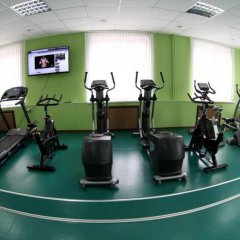 Отель Планета Spa Тамбов фитнесс-зал