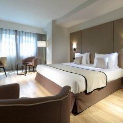 Отель Eurostars Rey Don Jaime 4* Номер Делюкс с различными типами кроватей
