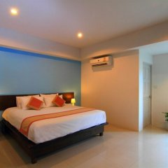 Отель Cool Residence 3* Стандартный номер разные типы кроватей