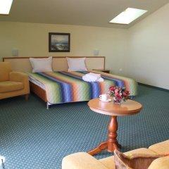 Отель BENVITA Золотые пески комната для гостей фото 5