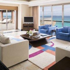Отель Grand Fiesta Americana Coral Beach Cancun 5* Президентский люкс с различными типами кроватей