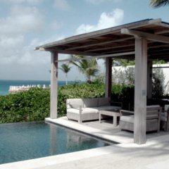 Отель Four Seasons Resort and Residence Anguilla 5* Вилла Beachfront с различными типами кроватей фото 3