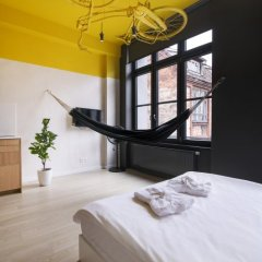 Отель Bike Up Aparthotel 3* Студия Делюкс с различными типами кроватей фото 3