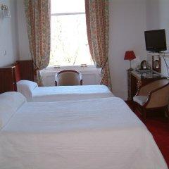Отель Terrace hotel Великобритания, Эдинбург - отзывы, цены и фото номеров - забронировать отель Terrace hotel онлайн комната для гостей фото 2