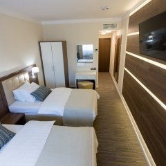 Гостиница Луч 3* Номер Бизнес с разными типами кроватей фото 9