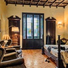 Grand Hotel Baglioni 4* Номер Делюкс с различными типами кроватей фото 3