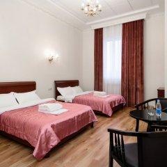 Гостиница Император Номер Комфорт с различными типами кроватей