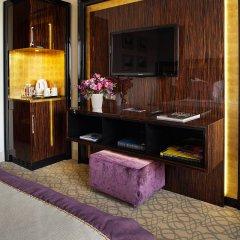 Гостиница Crowne Plaza Moscow World Trade Centre 5* Номер Бизнес с различными типами кроватей фото 3