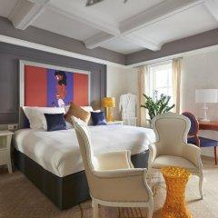 Aria Hotel Budapest 5* Номер Luxury с различными типами кроватей фото 4