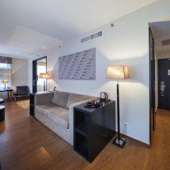 Continental Hotel Budapest 4* Люкс с различными типами кроватей фото 12